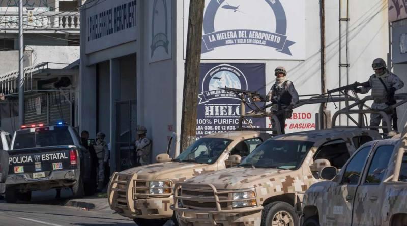 Hallan túnel en Tijuana del cartel de Sinaloa
