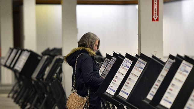 Votan de forma anticipada 1.4 millones en EU