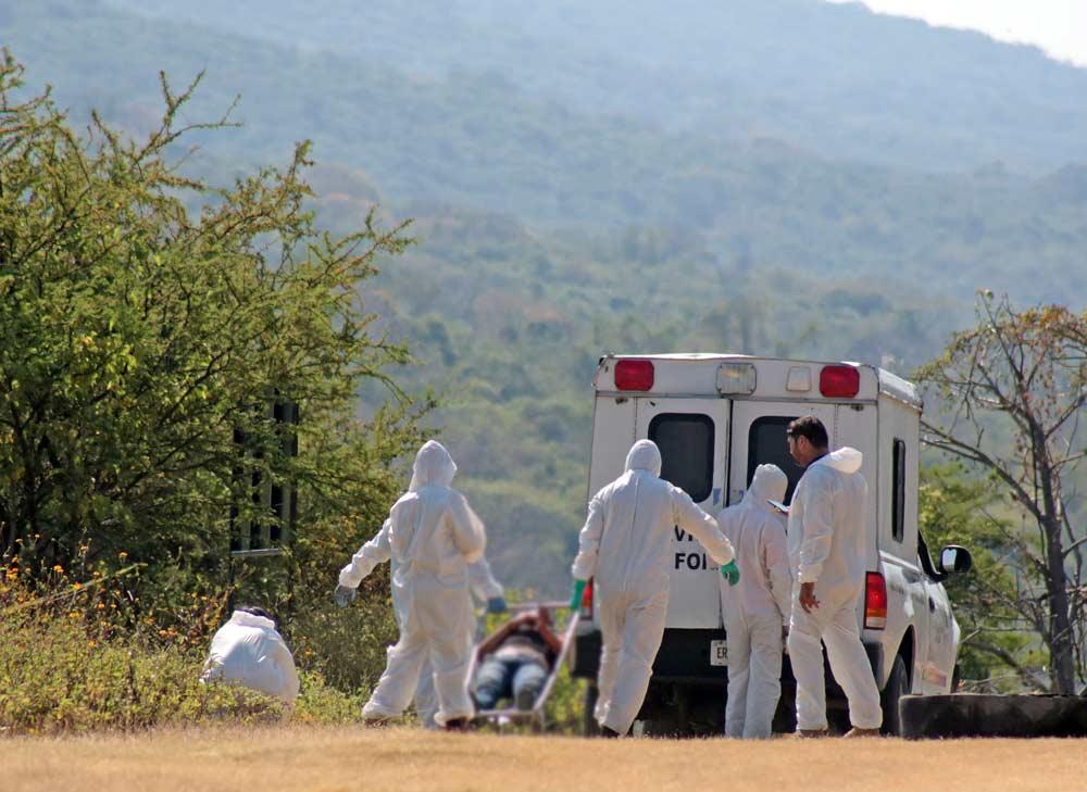 Formal prisión a 3 asesinos de estudiantes de Morelos