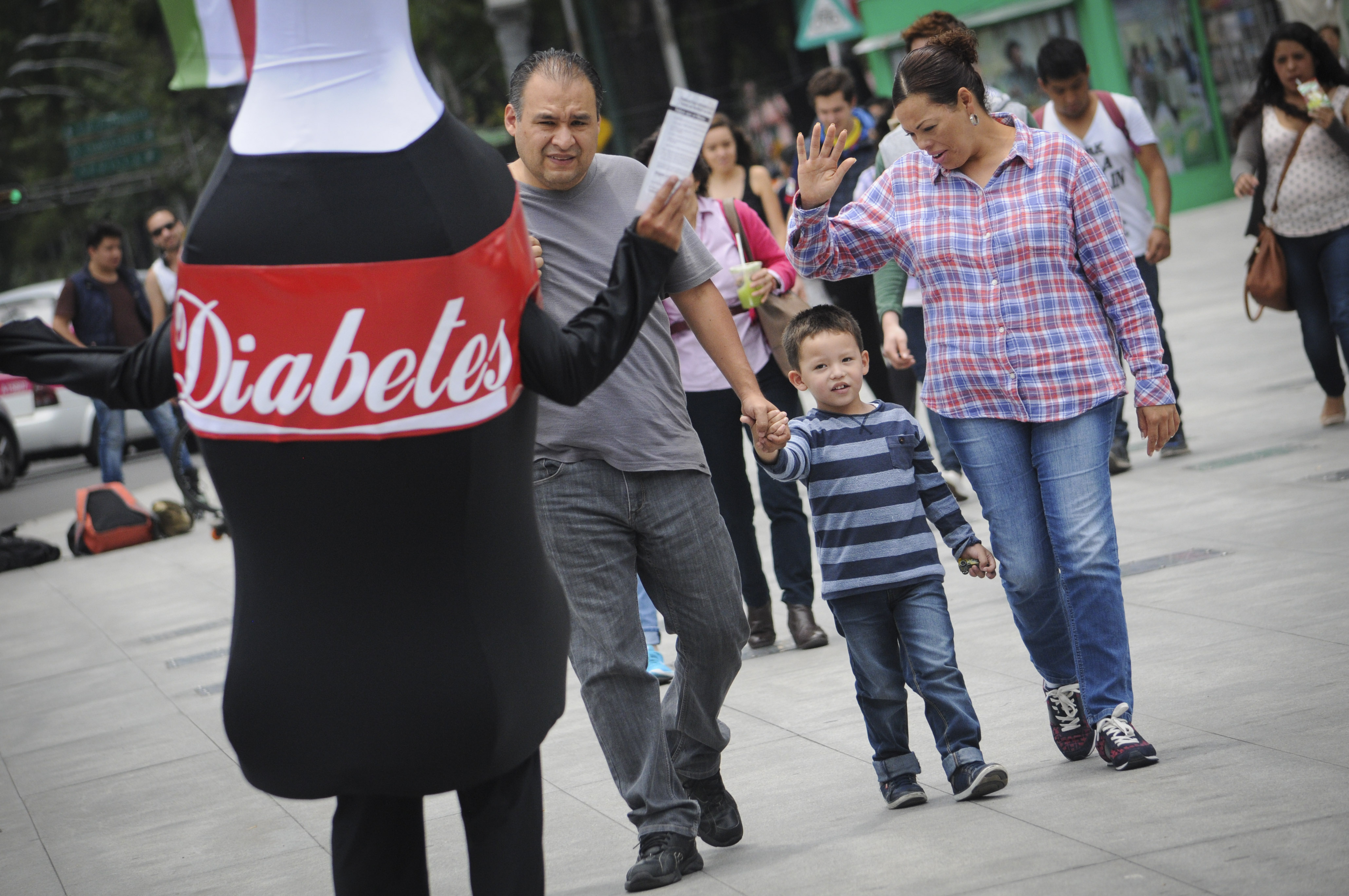 México declara alerta sanitaria por diabetes