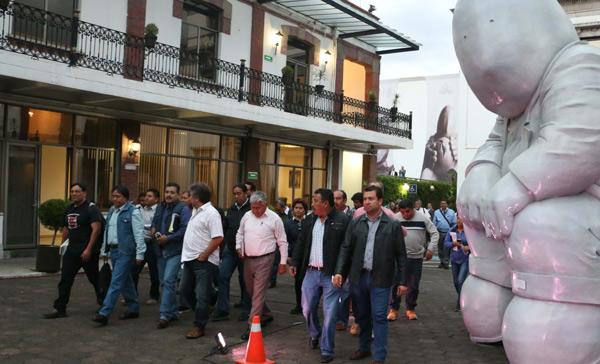 Segob reanuda dialógo con CNTE