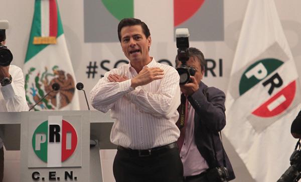 Peña Nieto llama a unidad por el proyecto