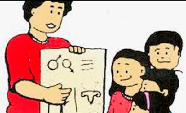 Corte protege derecho a educación sexual de niños: CEAV