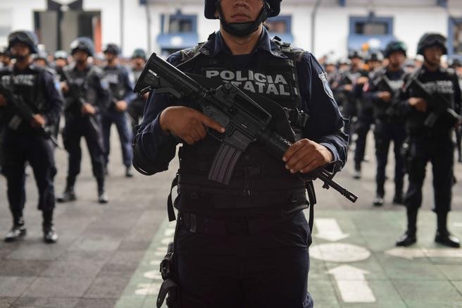 ANALÍTICA   Estados inseguros, más policías reprobados