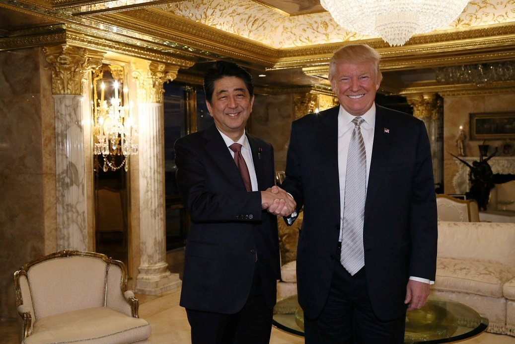 Japón y EU dispuestos hacer frente a Norcorea