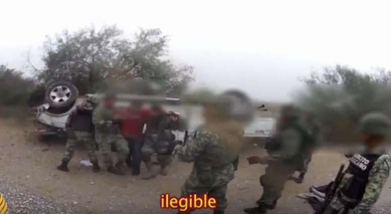 Soldados salvan a presunto sicario que los atacó