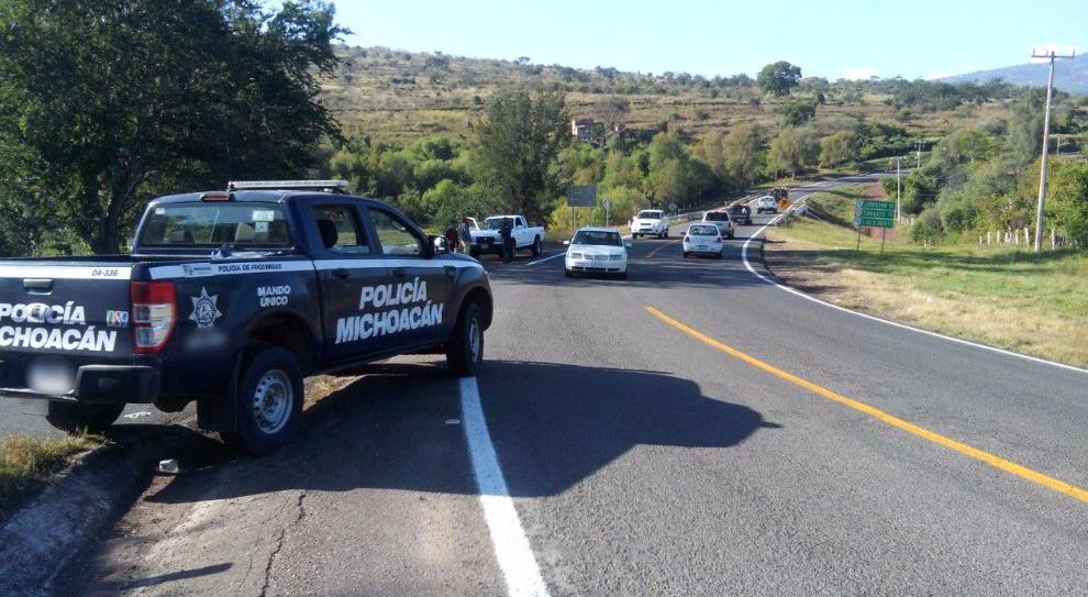 Matan a subdirector de SSP de Villamar, Michoacán