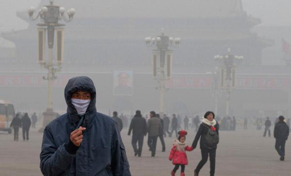 Impuesto ambiental alista China