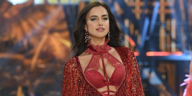 Revuelo por supuesto embarazo de Irina Shayk