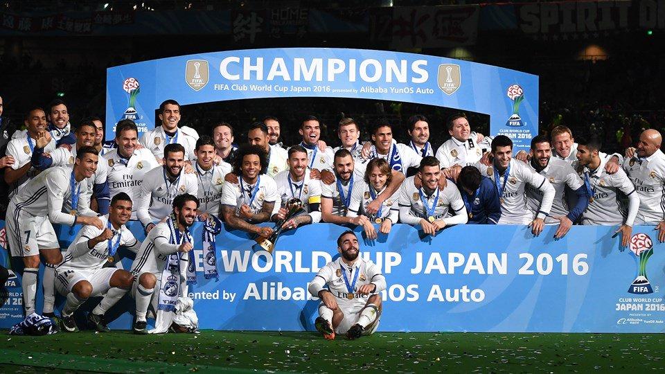 ¡Real Madrid, campeón de clubes!
