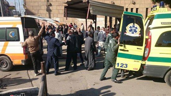 Atentado en Egipto deja 25 muertos