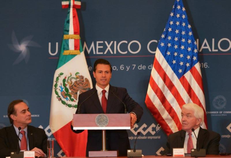 México y EU deben trabajar juntos para ser más productivos