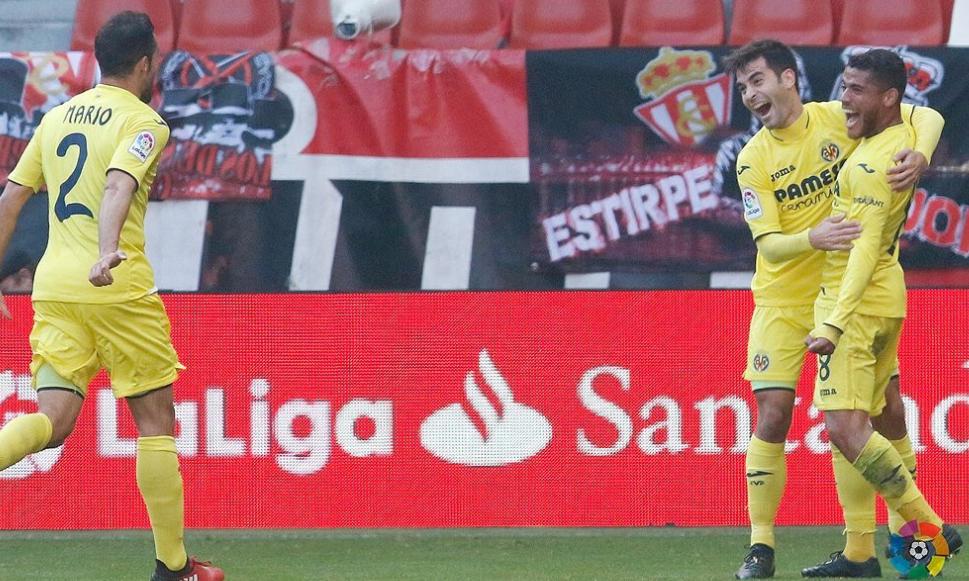 Golazo de Jona dos Santos da victoria al Villareal