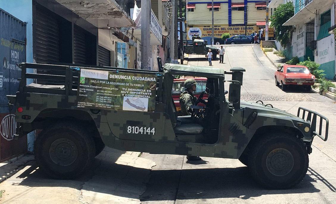 Disputa de plaza desata violencia en Mazatlán
