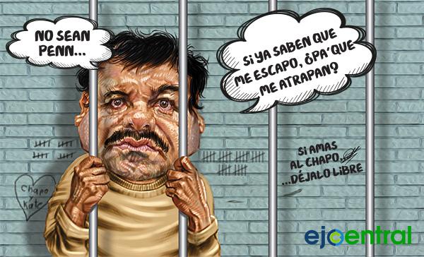 """Ordena Tribunal reponer juicio de amparo de """"El Chapo"""""""