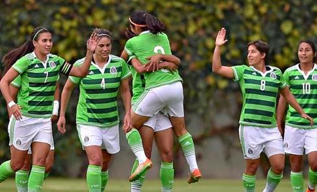Anuncian creación de Liga MX femenil
