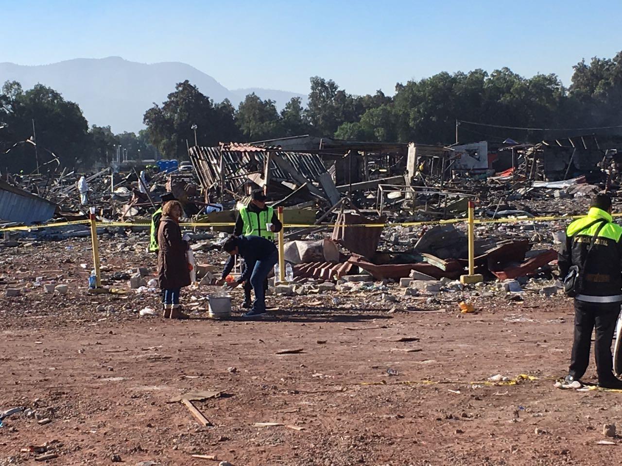 Reportan 35 desparecidos por emergencia en Tultepec