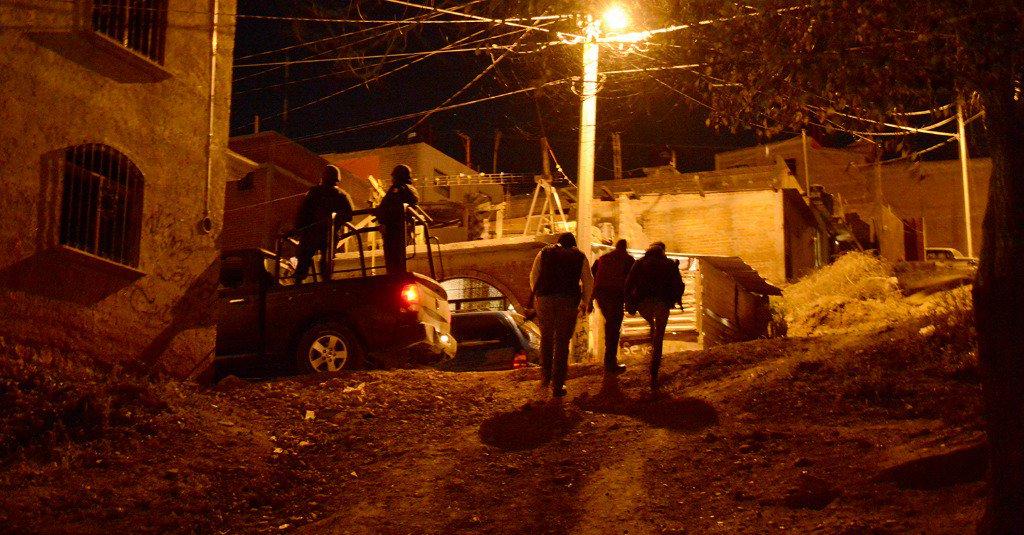 Asesinan a cinco mujeres en Zacatecas