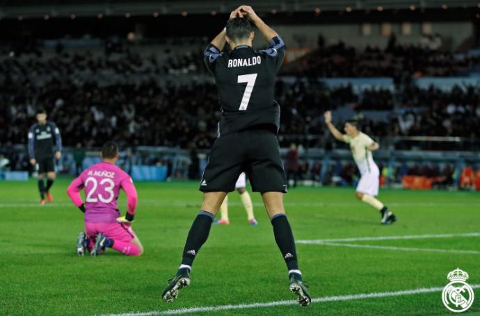 Real Madrid opaca centenario del América