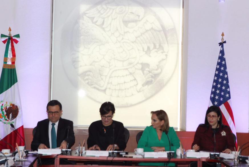 Sin reportes de discriminación de mexicanos en EU: SRE