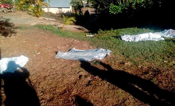 Navidad roja en Guerrero deja 19 muertos