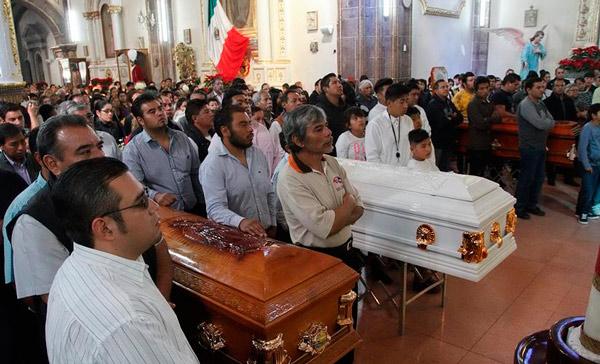 Van 40 muertos por tragedia en Tultepec