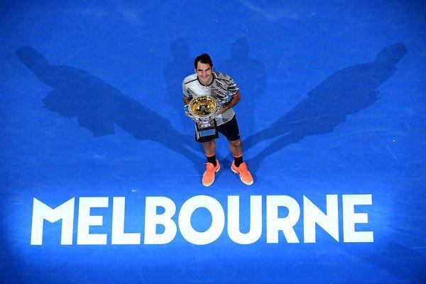 #OpenAus Federer se impone a Nadal