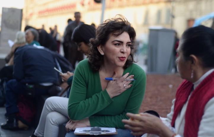 Se destapa Ivonne Ortega al 2018