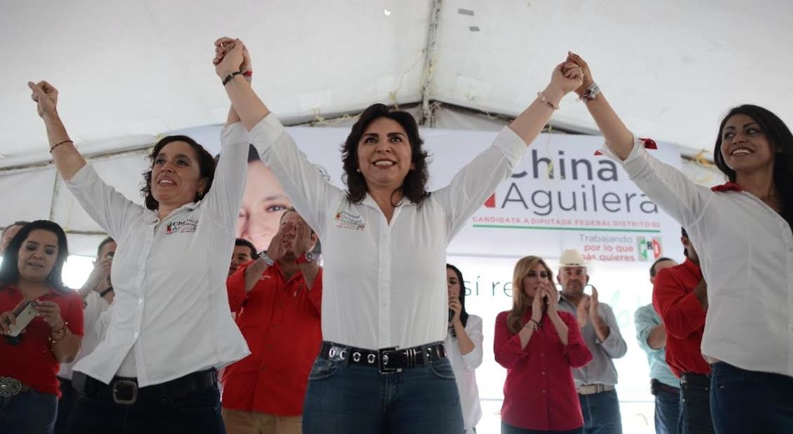 Dan licencia a Ivonne Ortega, va por presidencia