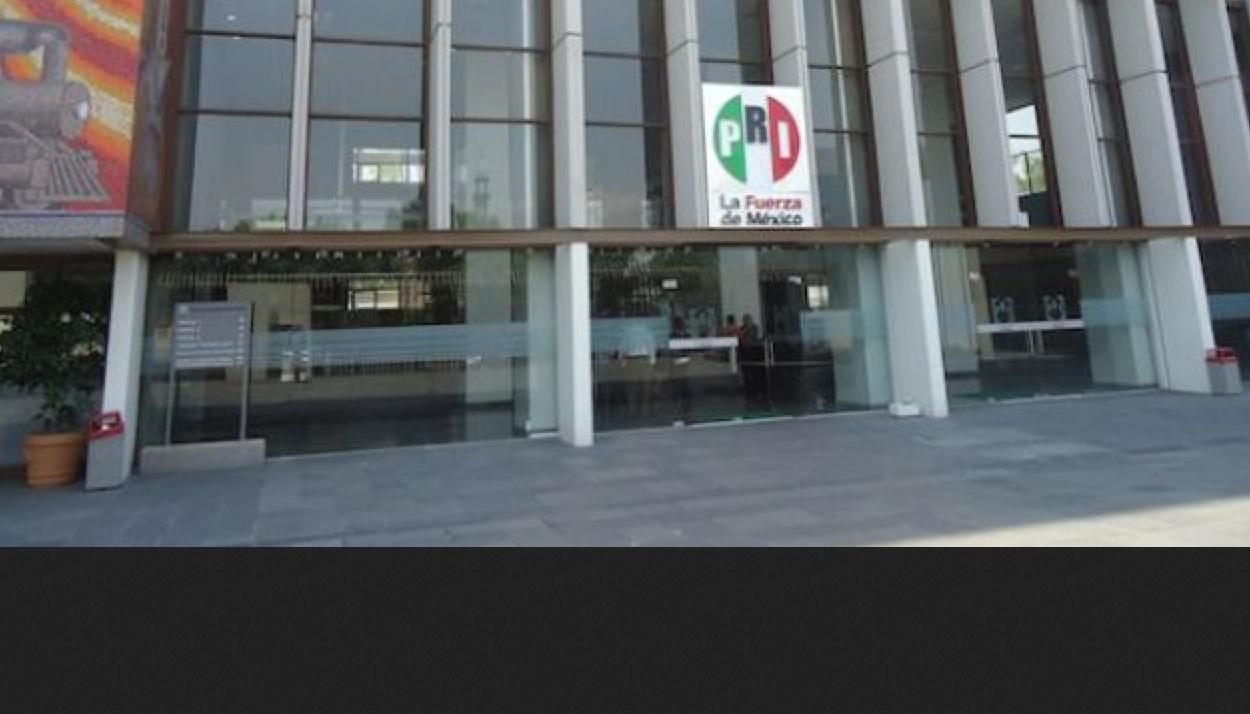 PRI pide seguridad para sedes ante #pañalazo