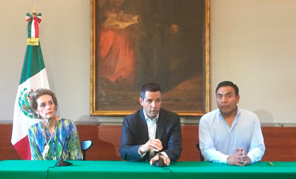 Denuncian por corrupción a titular de Salud de Oaxaca