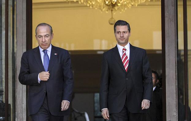 La caceríacontra el gobiernomexicano