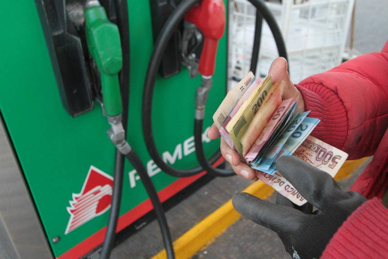 No ceden marchas contra gasolinazo