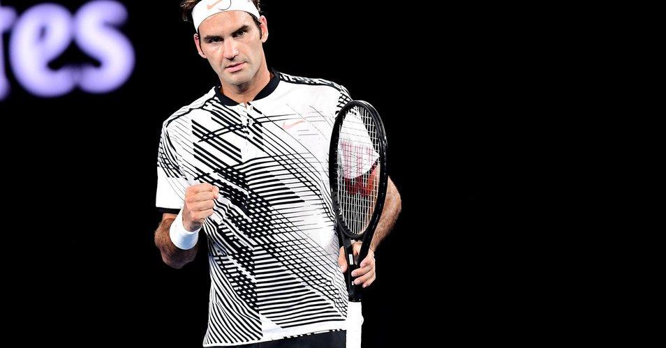 #AusOpen Federer va a cuartos; Murray se despide