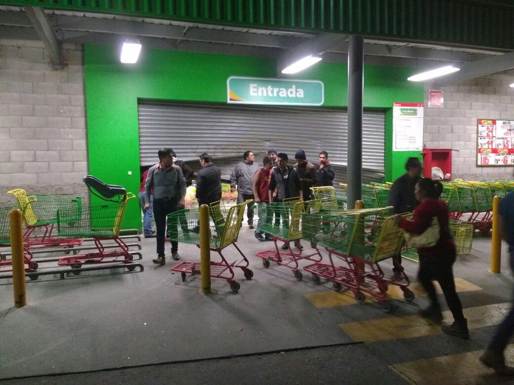 """Van 71 detenidos en Edomex por """"rapiña"""""""