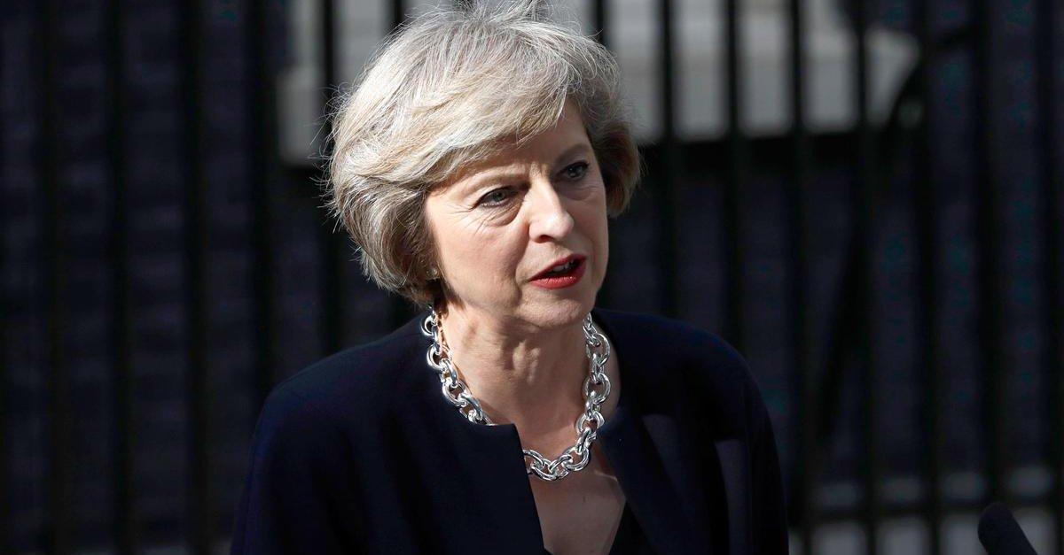 Reino Unido dejará mercado común de UE: May