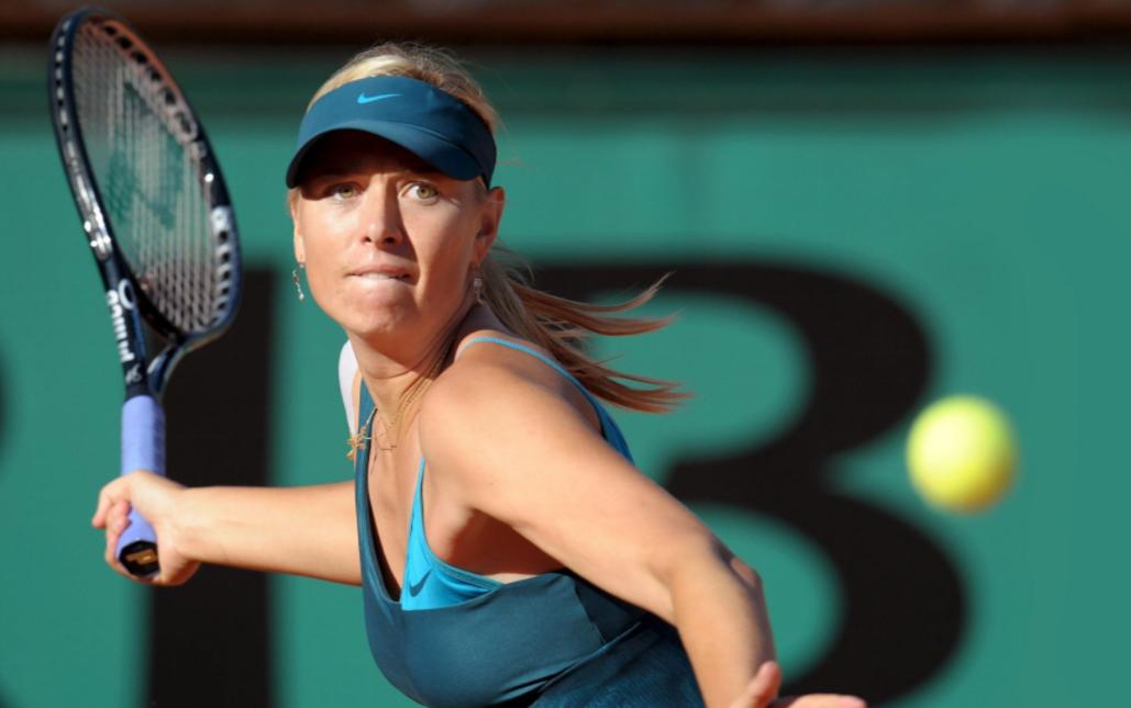 Sharapova le pone fecha a su regreso