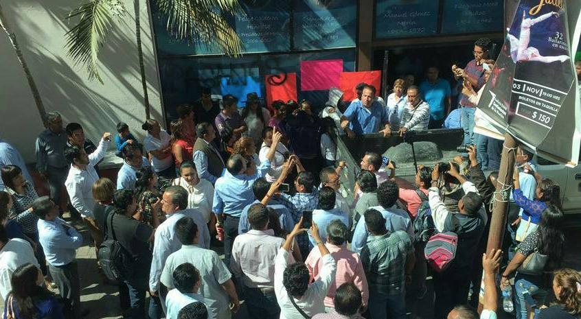 Panistas se dan con todo en Guerrero