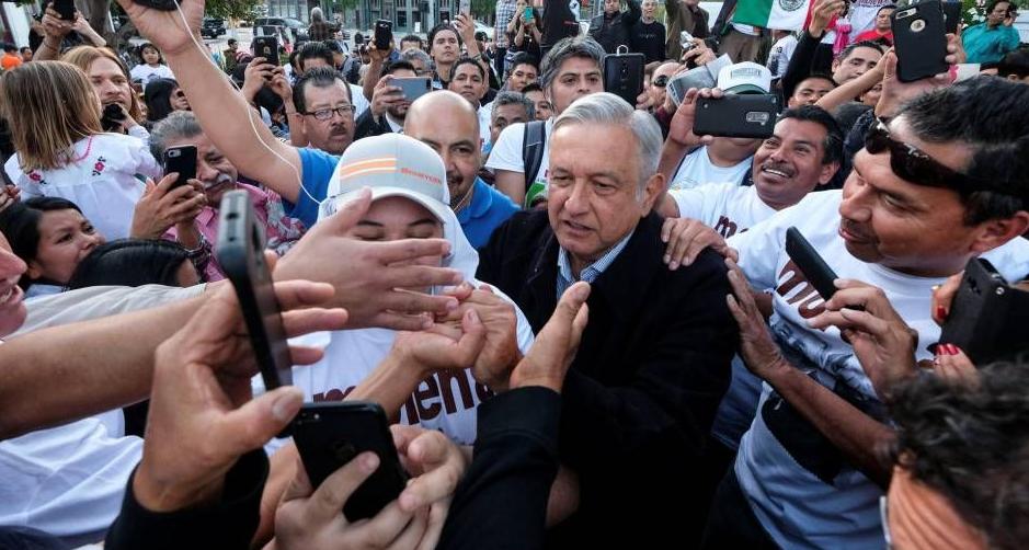Convencer a EU de bondad migrante, busca AMLO