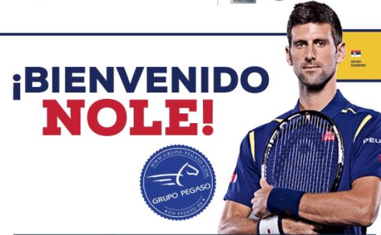 ¡Djokovic jugará el Abierto Mexicano de Acapulco!