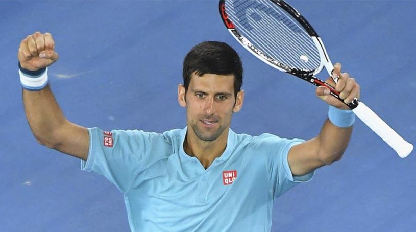 Djokovic debuta con triunfo en Abierto Mexicano
