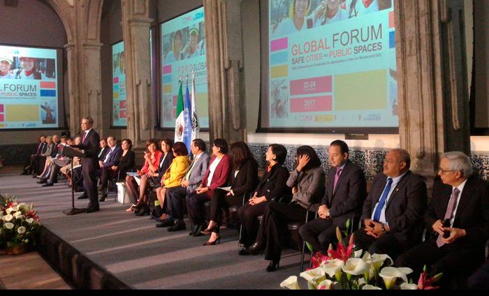 Frenar violencia de género, una prioridad: España