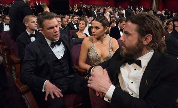 A la pifia en Oscar se suma menor raiting en 9 años