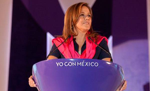 Margarita Zavala no incurre en actos anticipados