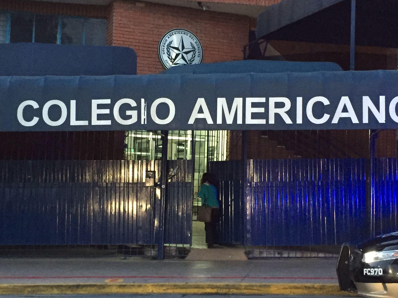 Alistan alta médica de alumno baleado en Monterrey