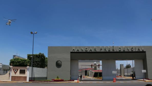 Pagos irregulares en hangar presidencial