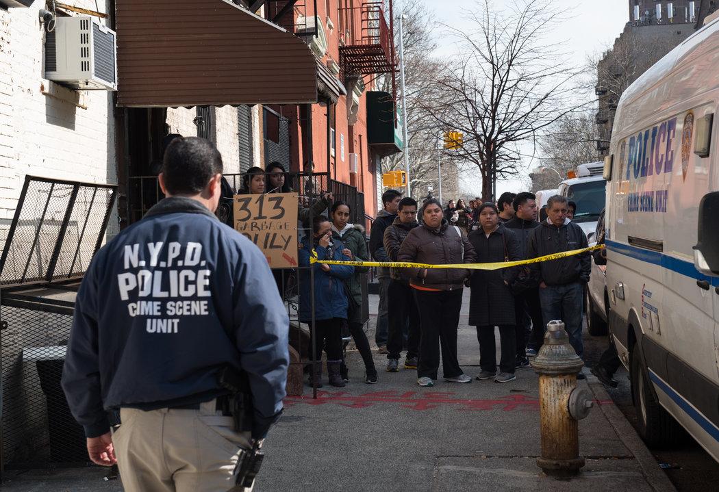 Matan a menor de 14 tiros por robo en NY