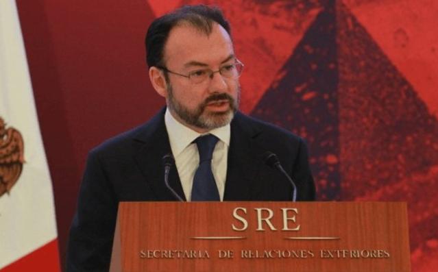 Si EU impone arancel, México hará reforma selectiva: Videgaray