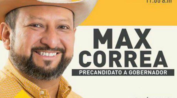 Correa renuncia al PRD y precandidatura