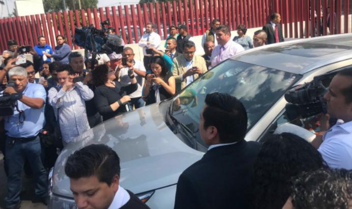 Deja Tarín San Lázaro tras 24 hrs de resguardo